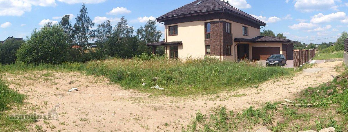 Vilniaus m. sav., Tarandės k., namų valdos paskirties sklypas