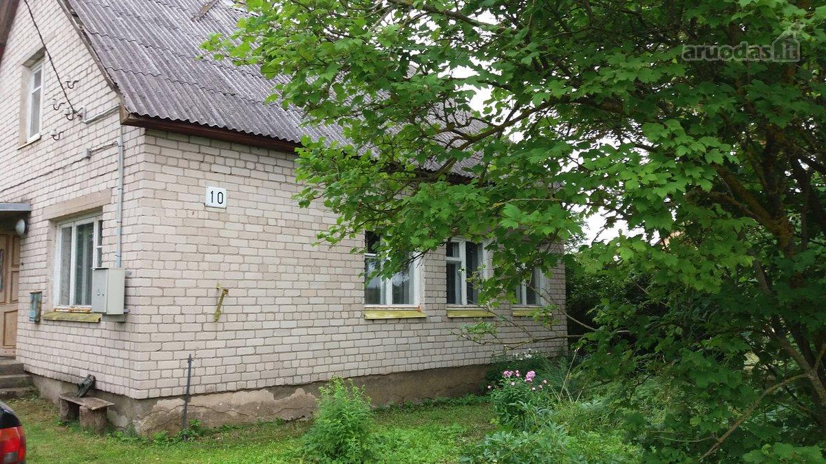 Radviliškio r. sav., Grinkiškio mstl., mūrinis namas