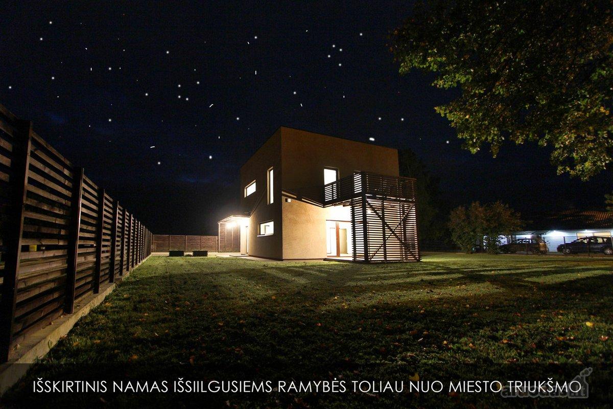 Šiauliai, Medelynas, Akacijų g., mūrinis namas