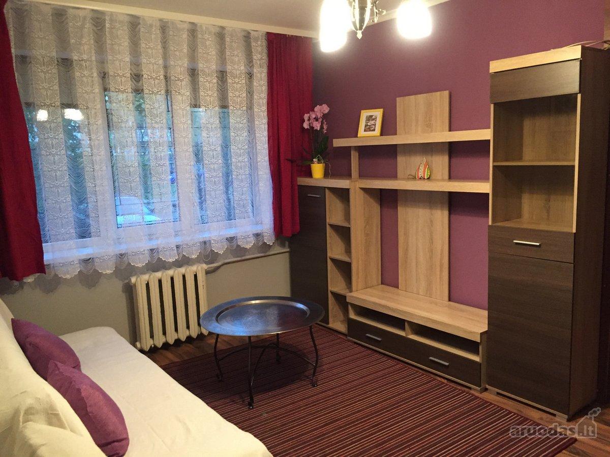 Kaunas, Vilijampolė, K. Griniaus g., 2 kambarių buto nuoma