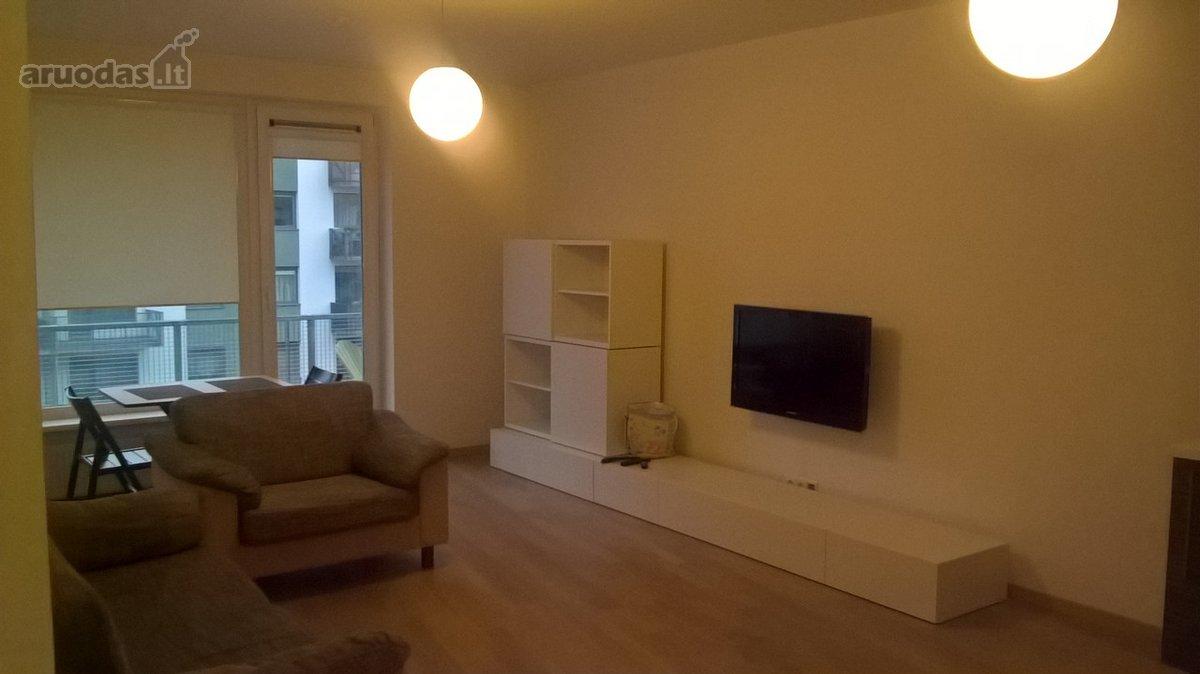 Vilnius, Pašilaičiai, Sviliškių g., 2 kambarių buto nuoma