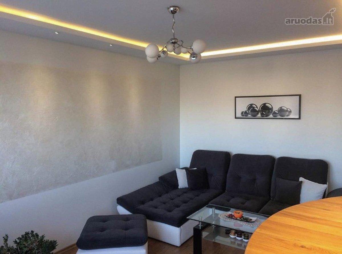 Kaunas, Eiguliai, Ašigalio g., 3 kambarių butas