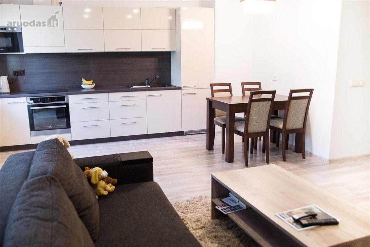 Vilnius, Pašilaičiai, Pavilnionių g., 2 kambarių buto nuoma