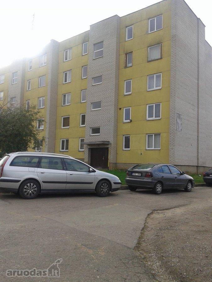 Kėdainių r. sav., Pelėdnagių k., V. Koncevičiaus g., 1 kambario butas