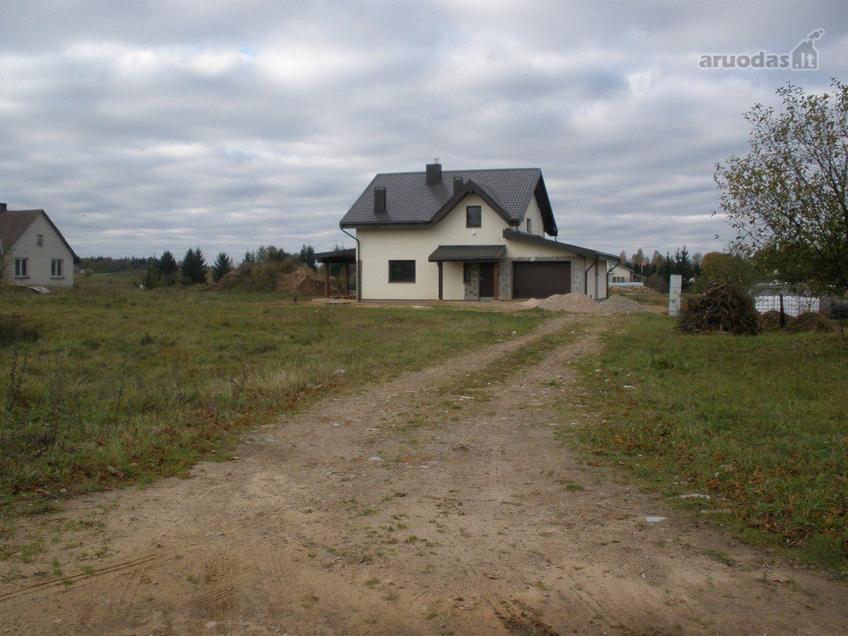 Vilniaus r. sav., Čekoniškių k., Čekoniškių g., mūrinis namas