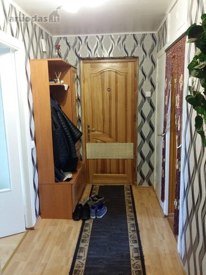 Šakių m., J. Basanavičiaus g., 2 kambarių butas