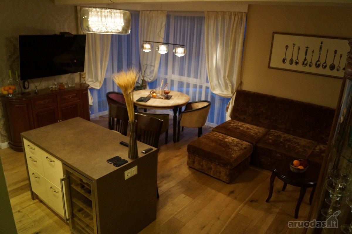 Vilnius, Lazdynėliai, Rūko g., 4 kambarių buto nuoma
