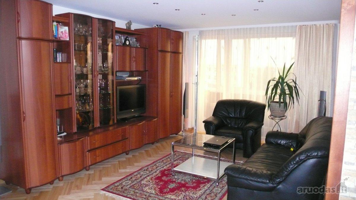 Panevėžys, Centras, Algirdo g., 3 kambarių buto nuoma