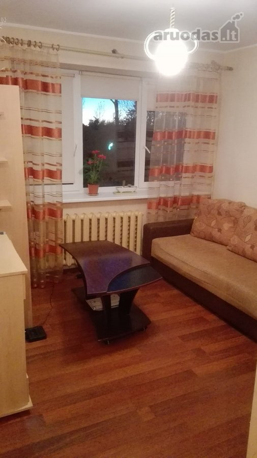 Kaunas, Petrašiūnai, T. Masiulio g., 1 kambario butas