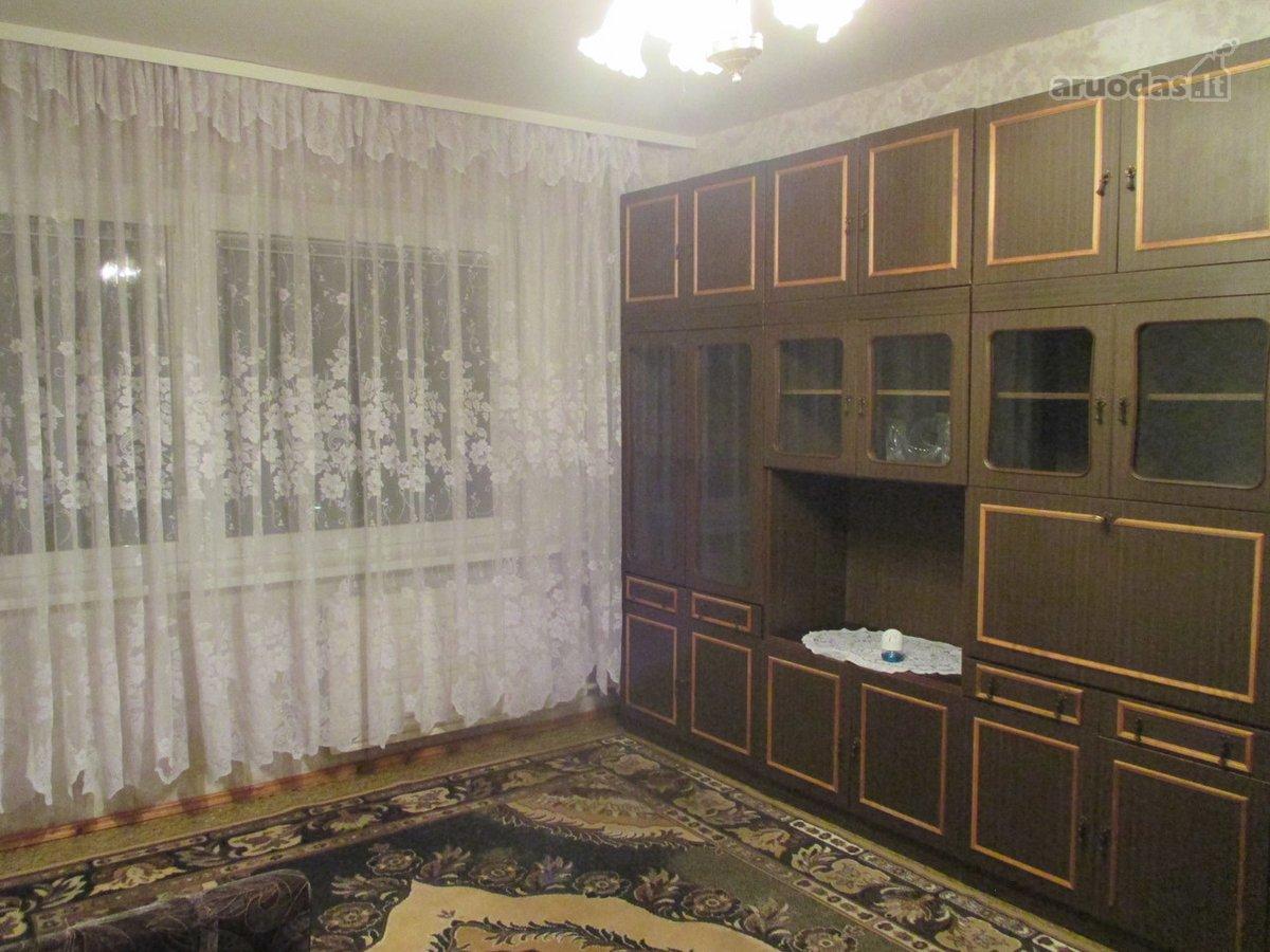 Vilnius, Pašilaičiai, Medeinos g., 2 kambarių buto nuoma
