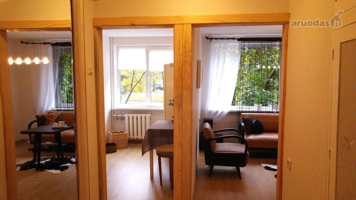 Kaunas, Aukštieji Šančiai, Prancūzų g., 1 kambario butas
