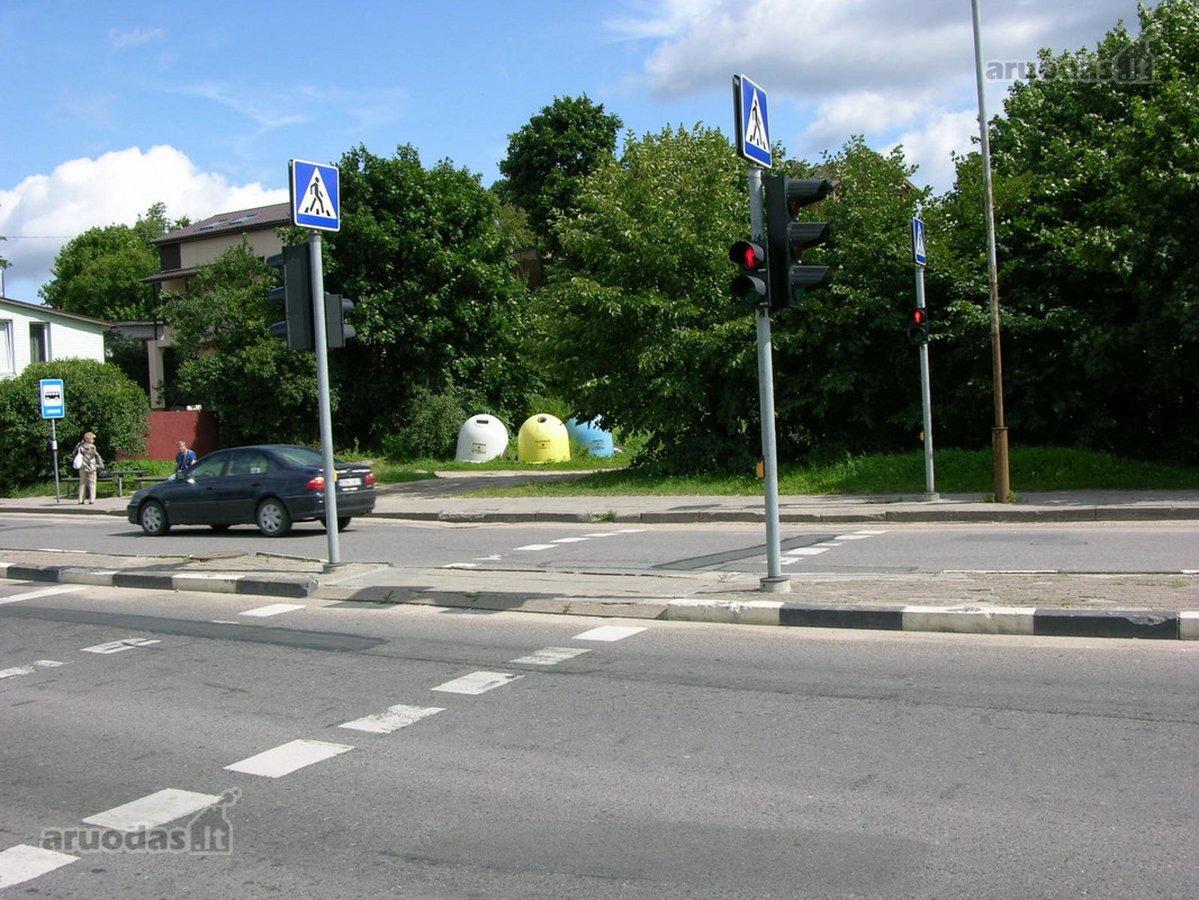 Vilnius, Liepkalnis, Liepkalnio g., namų valdos, komercinės paskirties sklypas