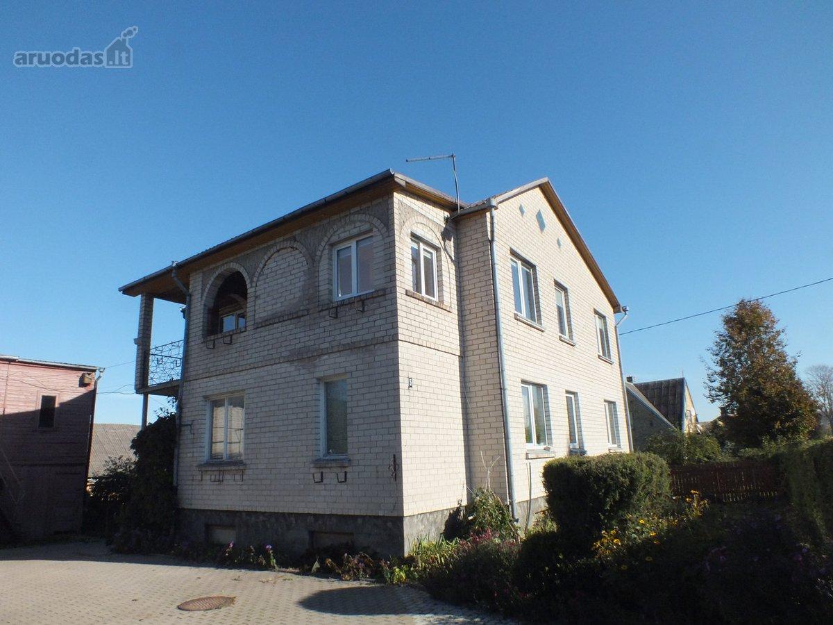Biržų m., Lieptų g., mūrinio namo dalis