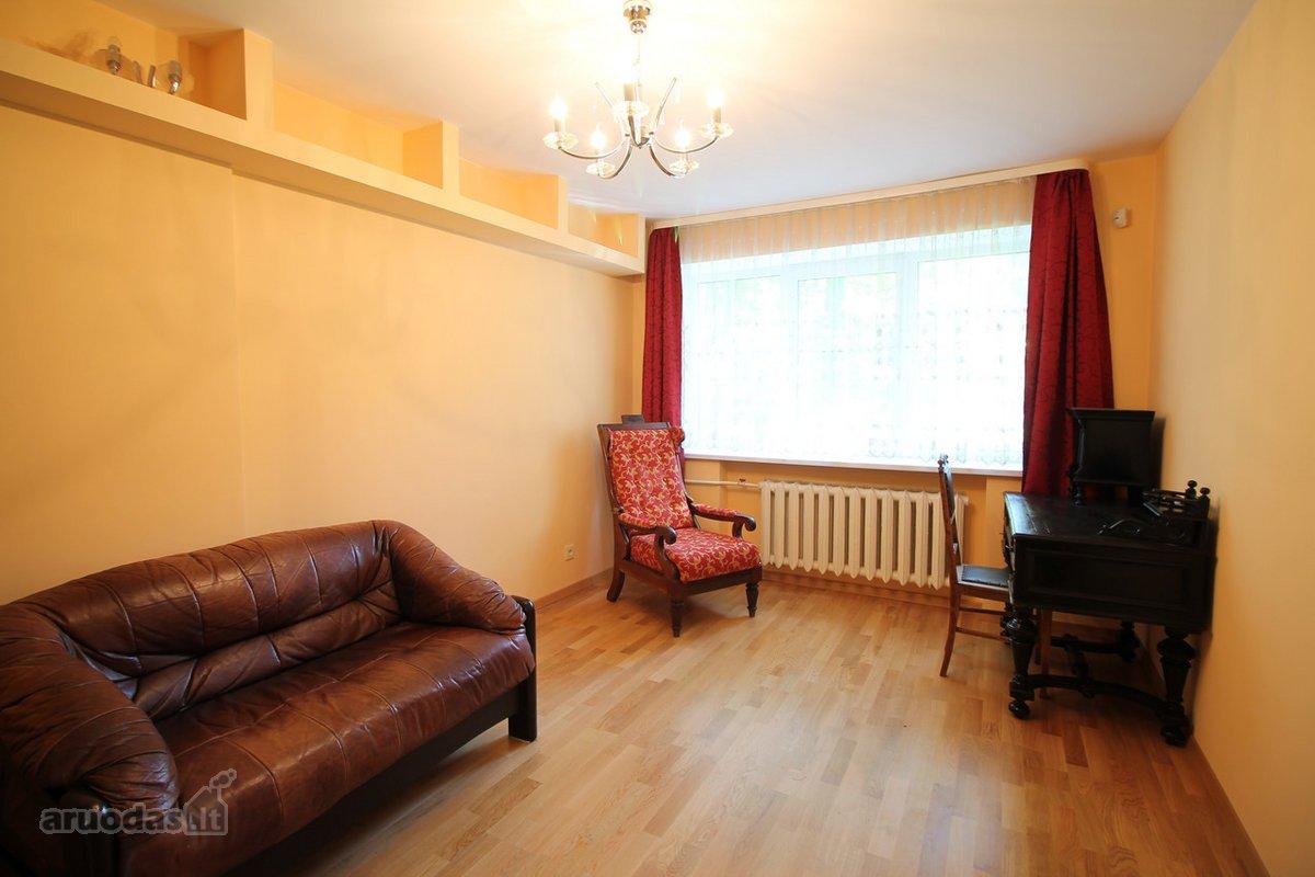 Vilnius, Senamiestis, Dominikonų g., 3 kambarių buto nuoma