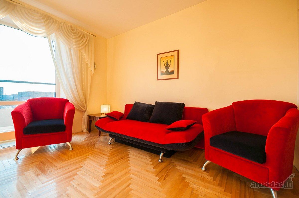 Vilnius, Fabijoniškės, P. Žadeikos g., 2 kambarių buto nuoma