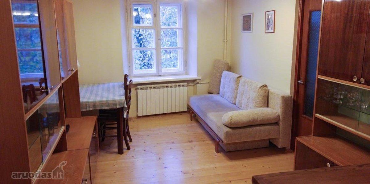 Vilnius, Senamiestis, Barboros Radvilaitės g., 2 kambarių buto nuoma