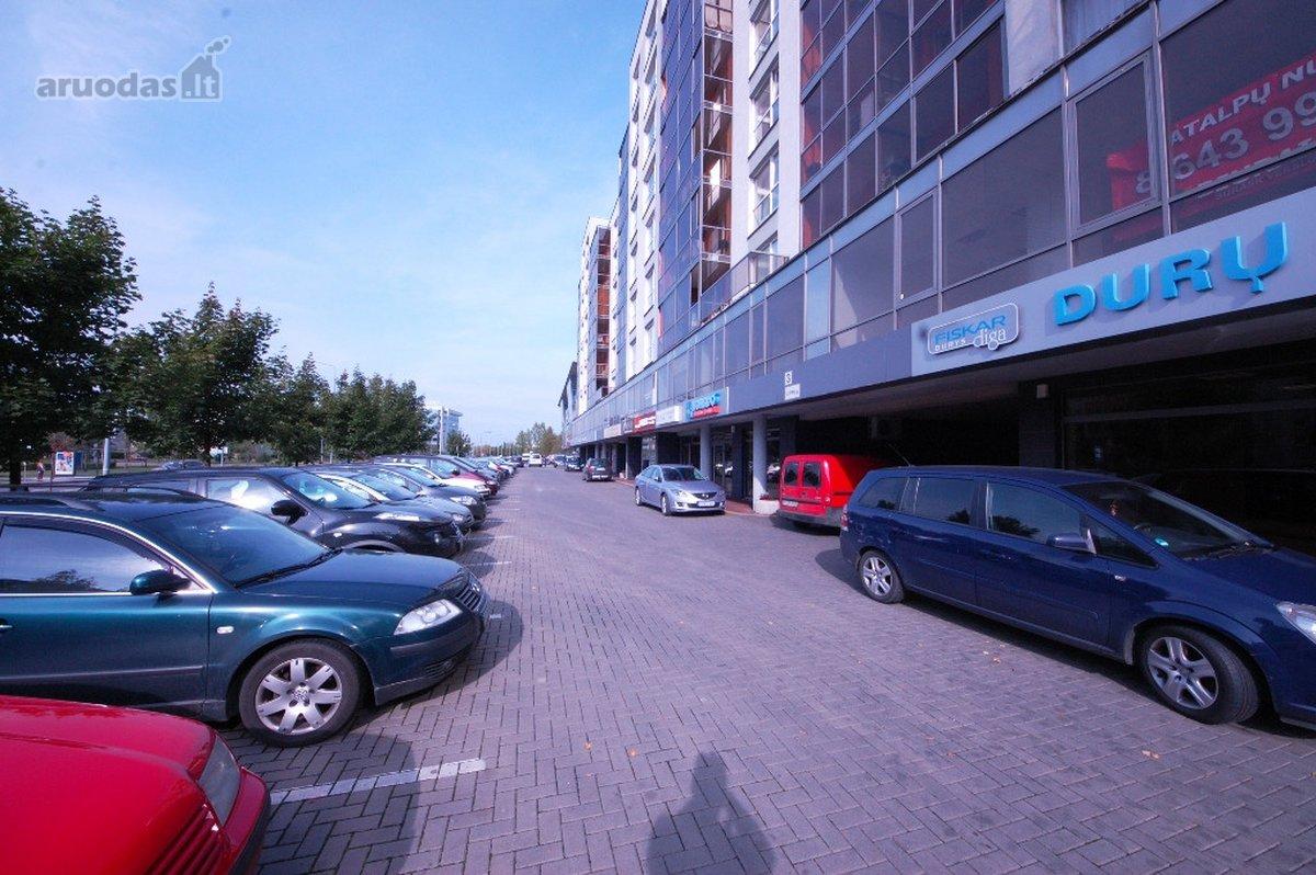 Vilnius, Šiaurės miestelis, Ulonų g., biuro, prekybinės, paslaugų paskirties patalpos nuomai