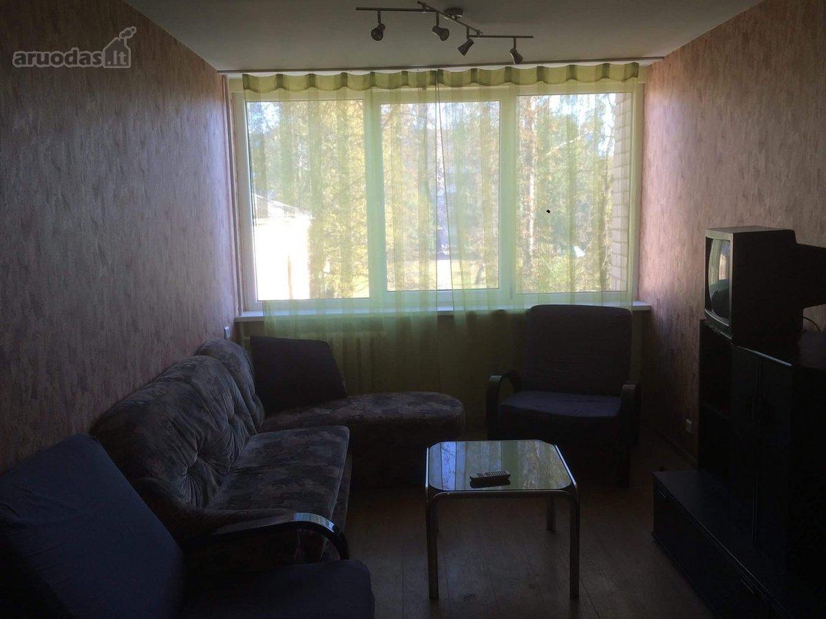 Šiauliai, Centras, Ežero g., 2 kambarių butas