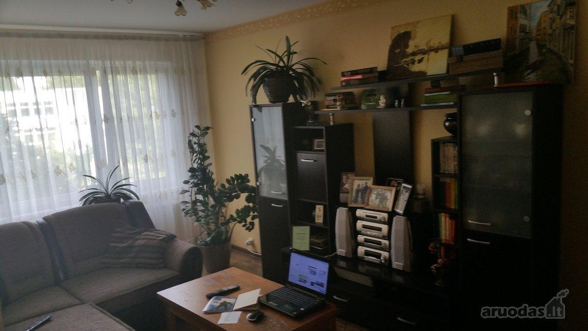 Klaipėda, Žardininkai, Reikjaviko g., 3 kambarių butas