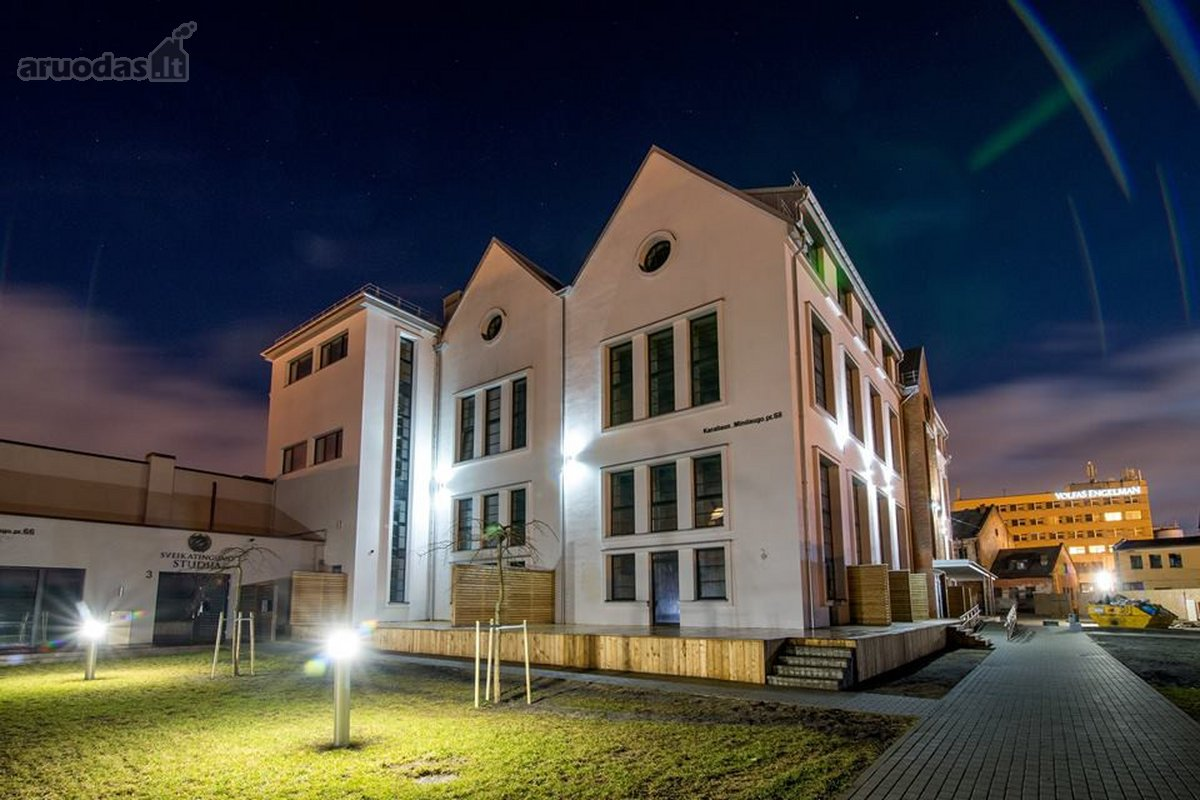 Kaunas, Centras, Karaliaus Mindaugo pr., 2 kambarių buto nuoma