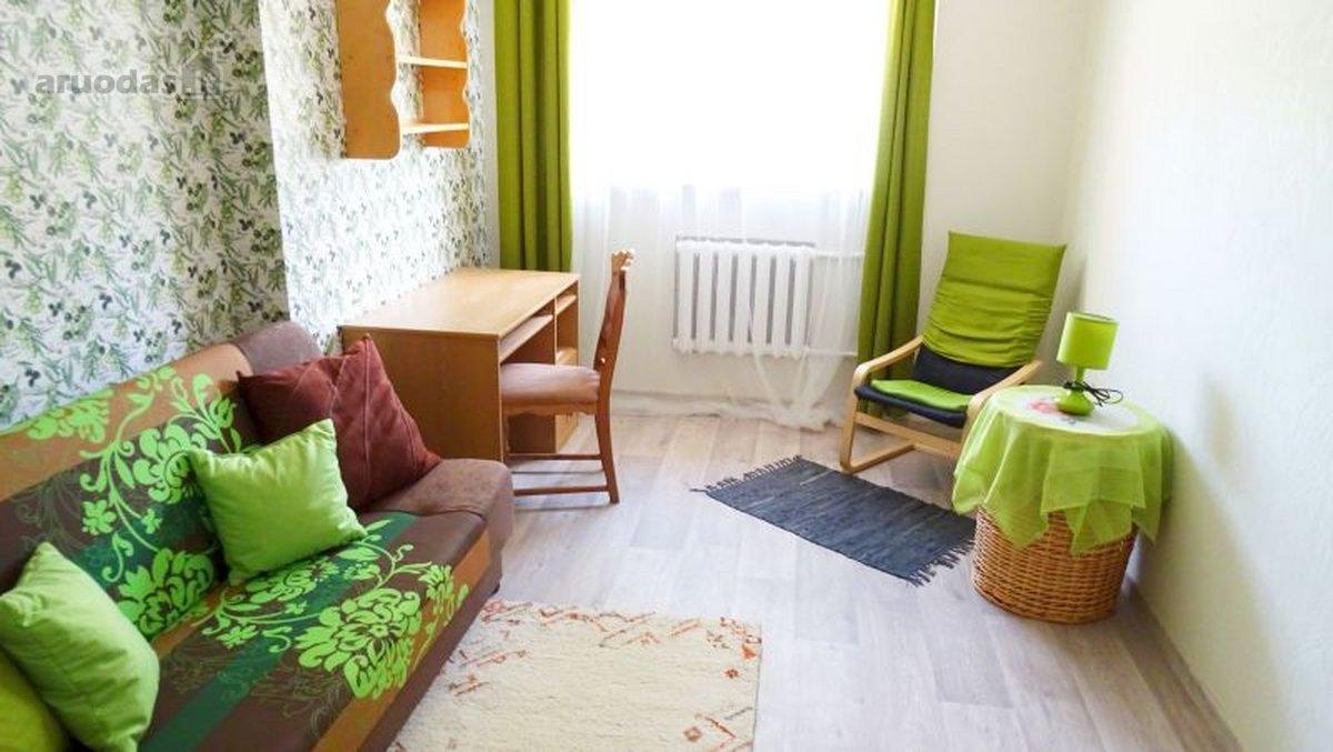 Vilnius, Karoliniškės, Loretos Asanavičiūtės g., 3 kambarių buto nuoma