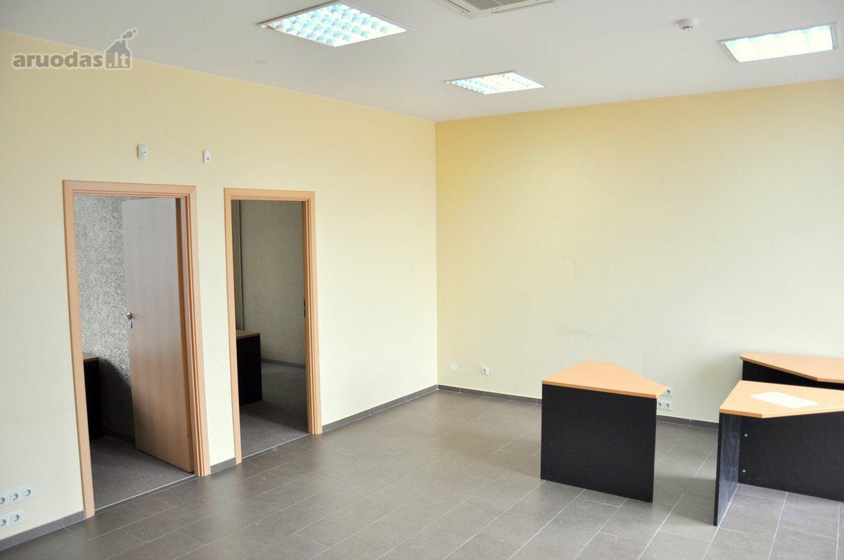 Vilnius, Šnipiškės, Rinktinės g., biuro, prekybinės, paslaugų, sandėliavimo paskirties patalpos nuomai