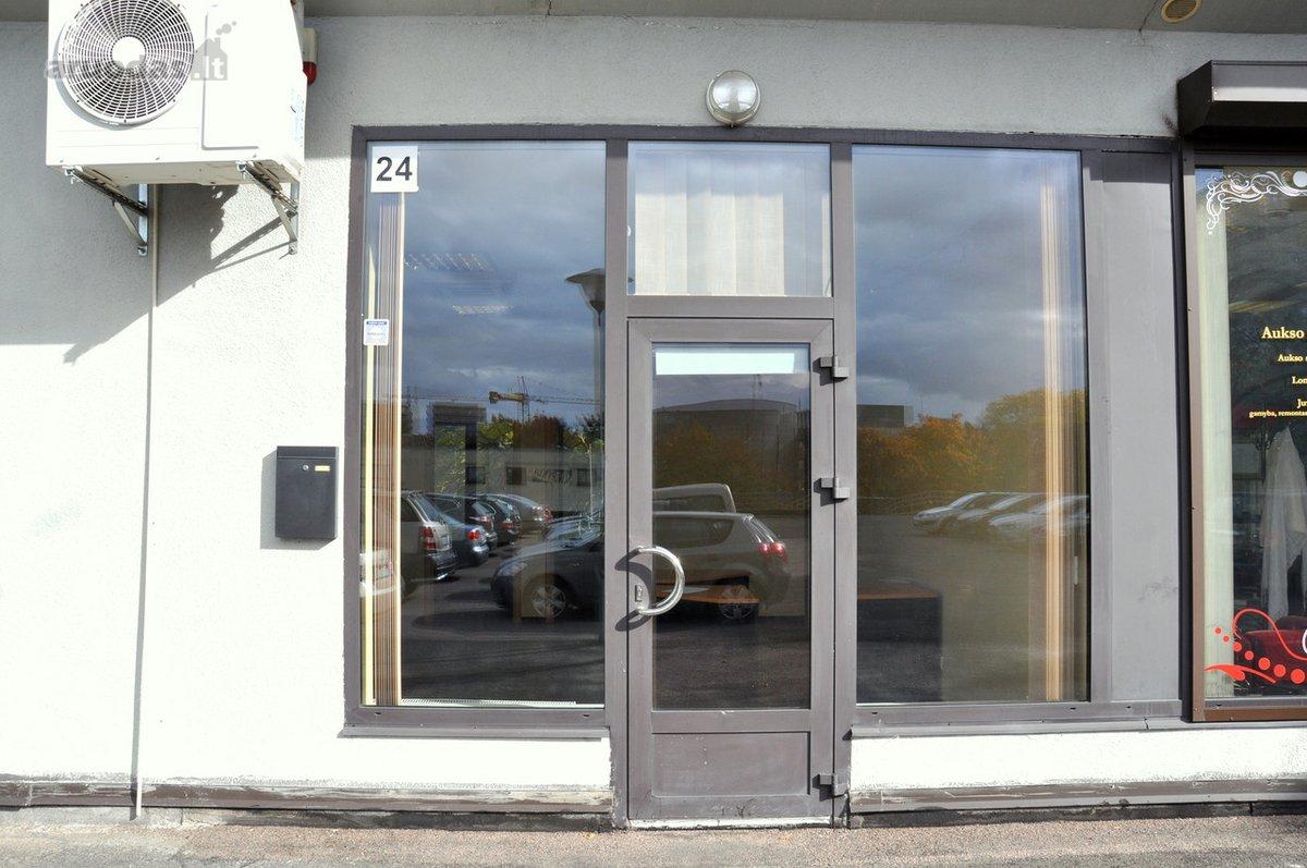 Vilnius, Šiaurės miestelis, Rinktinės g., biuro, prekybinės, paslaugų, sandėliavimo paskirties patalpos nuomai