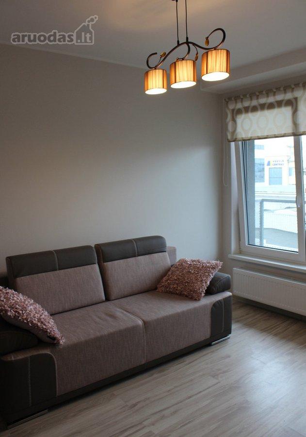 Vilnius, Naujamiestis, Švitrigailos g., 2 kambarių buto nuoma