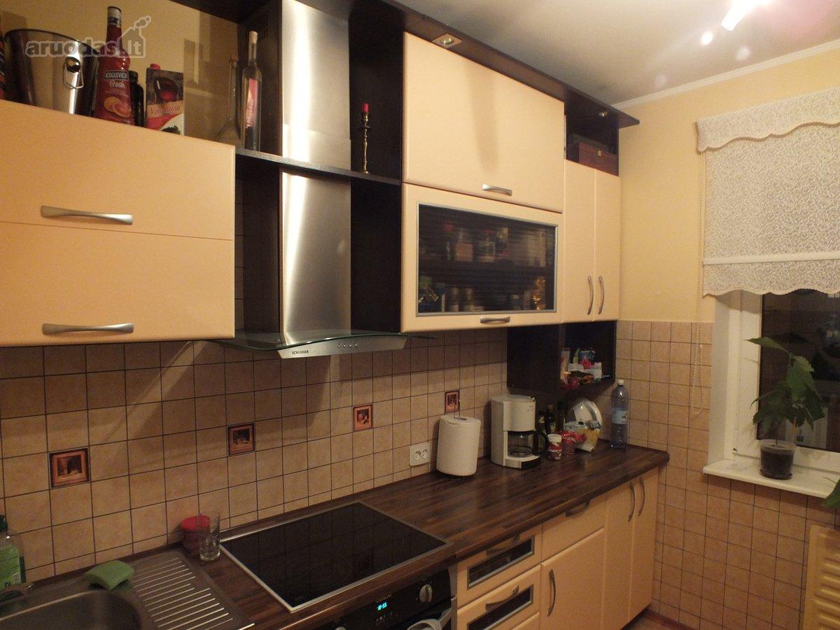 Vilnius, Fabijoniškės, Gedvydžių g., 1 kambario butas