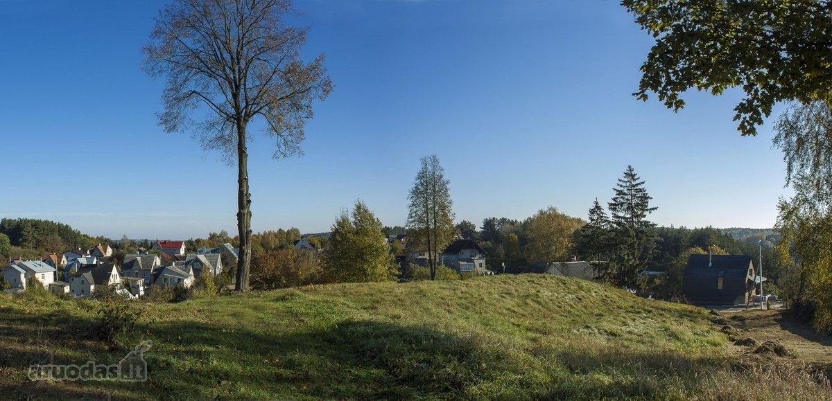 Vilnius, Rasos, Birbynių g., namų valdos paskirties sklypas