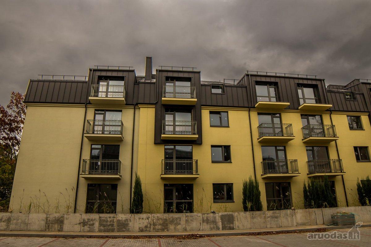 Klaipėda, Senamiestis, J. Zauerveino g., 2 kambarių butas