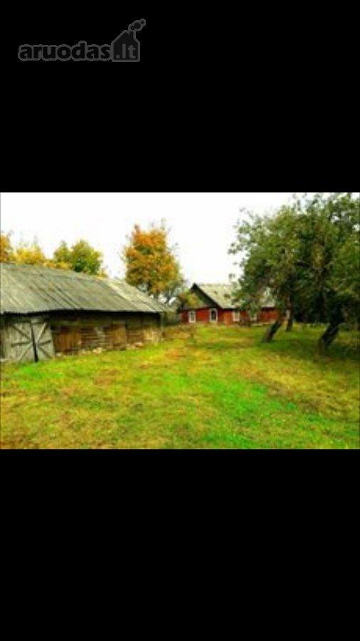 Vilniaus r. sav., Tarakonių k., rąstinis namas