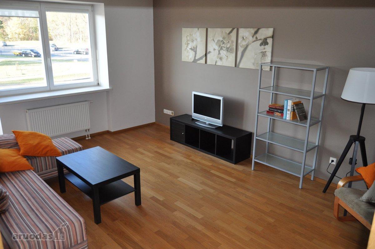 Vilnius, Santariškės, Baltupio g., 2 kambarių buto nuoma