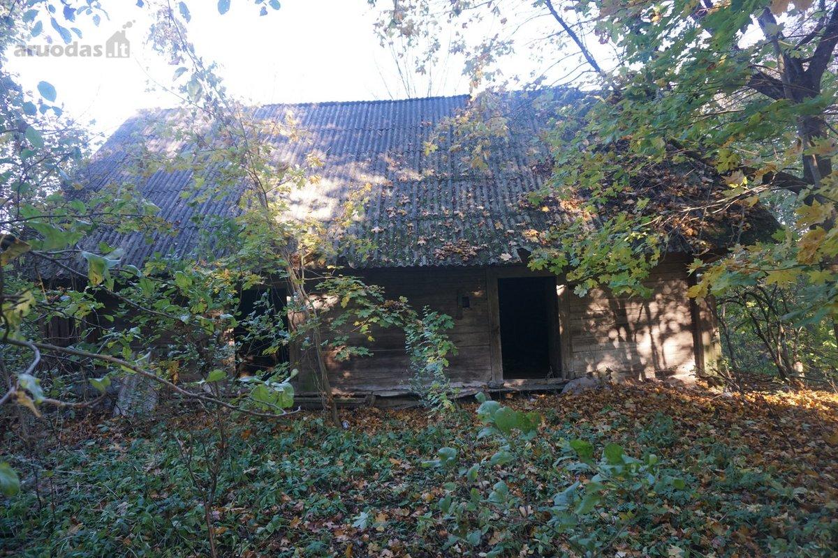 Biržų m., Agluonos g., mūrinis namas