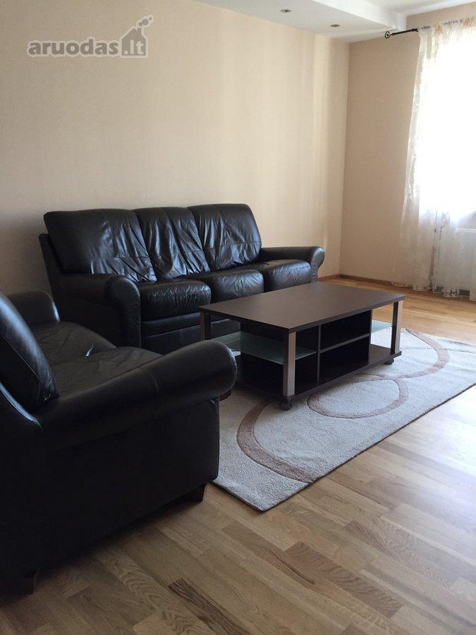 Kaunas, Žaliakalnis, Tvirtovės al., 2 kambarių buto nuoma