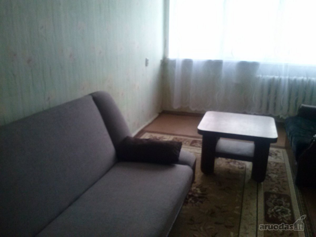 Šiauliai, Medelynas, Medelyno g., 1 kambario buto nuoma
