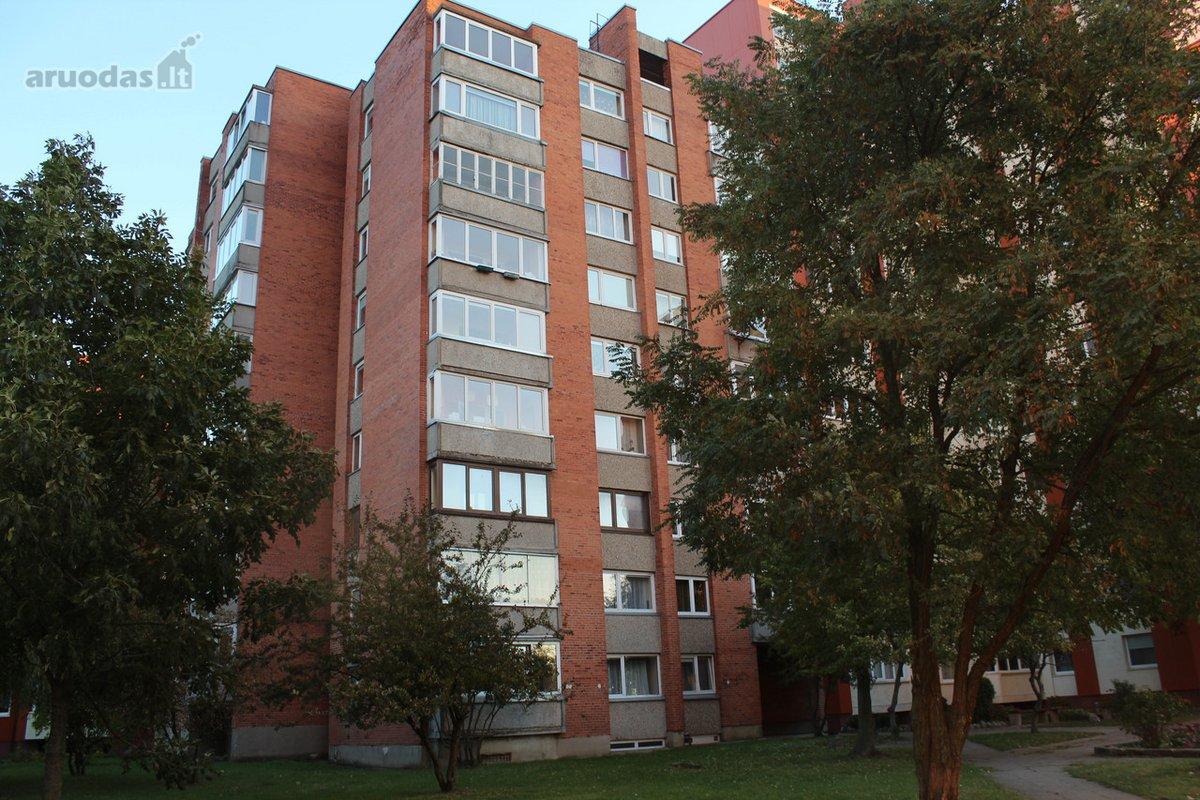 Klaipėda, Miškas, Kretingos g., 2 kambarių butas