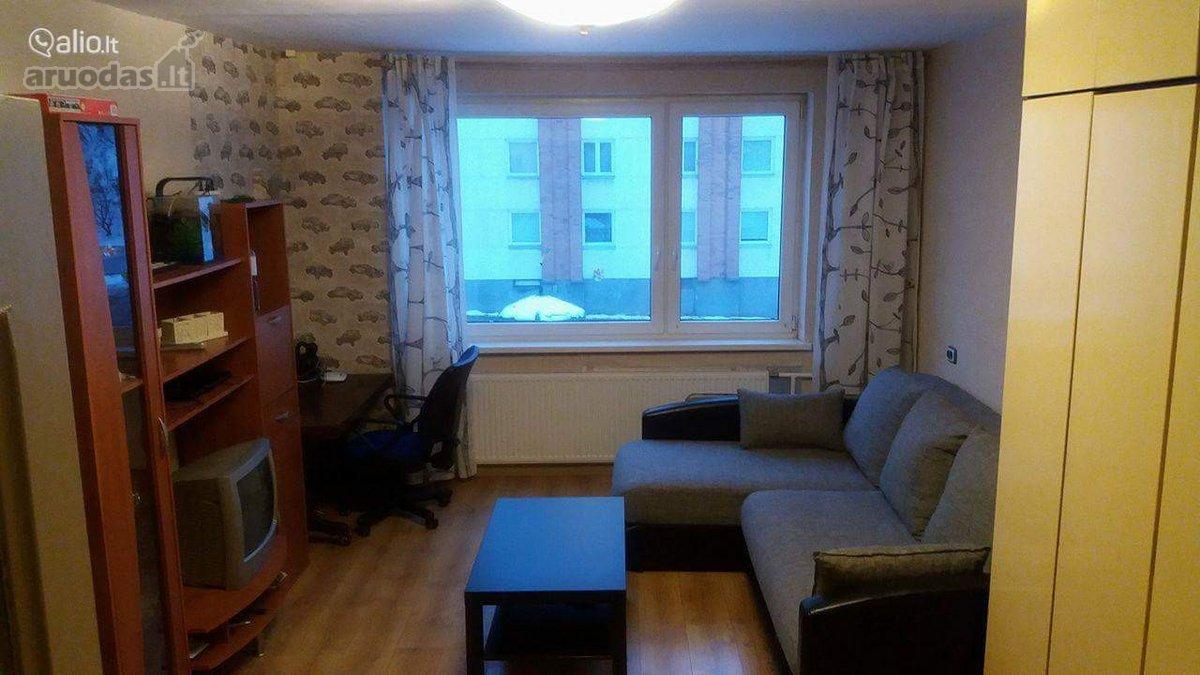 Vilnius, Žemieji Paneriai, Vaduvos g., 1 kambario butas