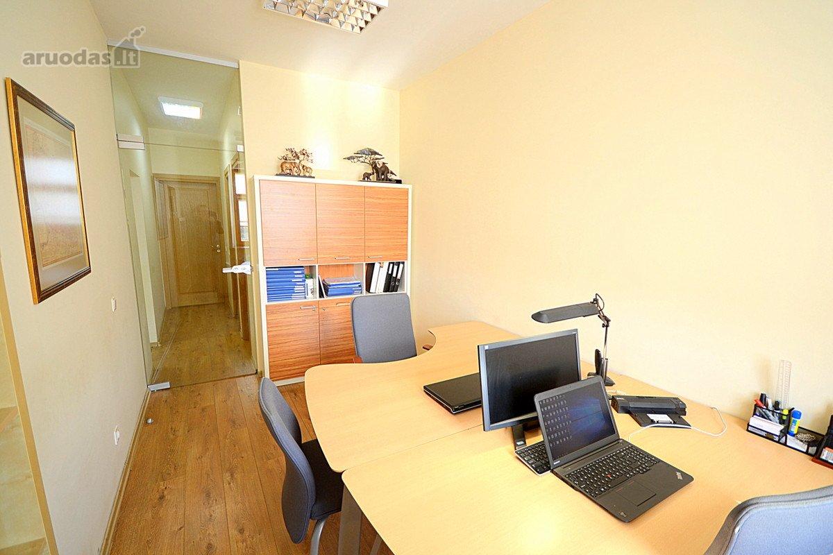 Vilnius, Šnipiškės, Kalvarijų g., biuro paskirties patalpos nuomai