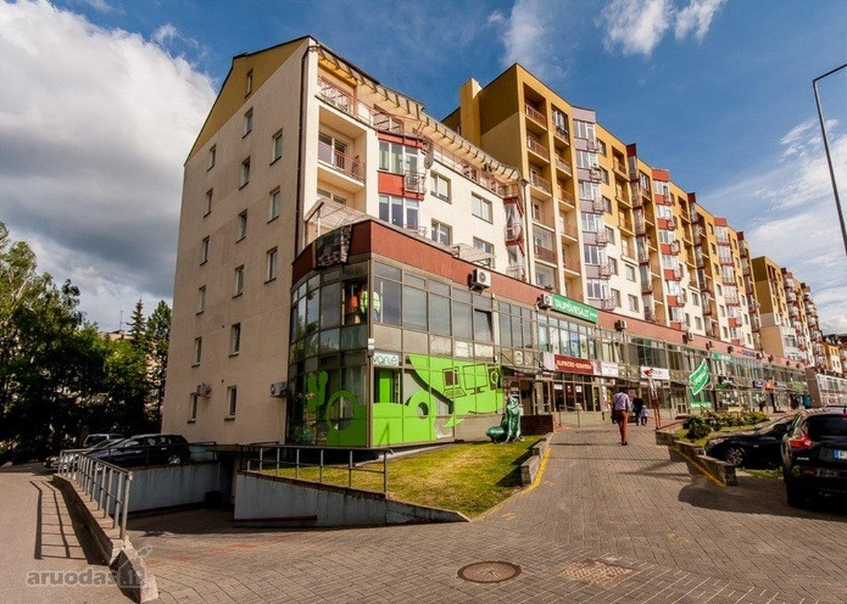 Vilnius, Šiaurės miestelis, S. Žukausko g., 1 kambario buto nuoma