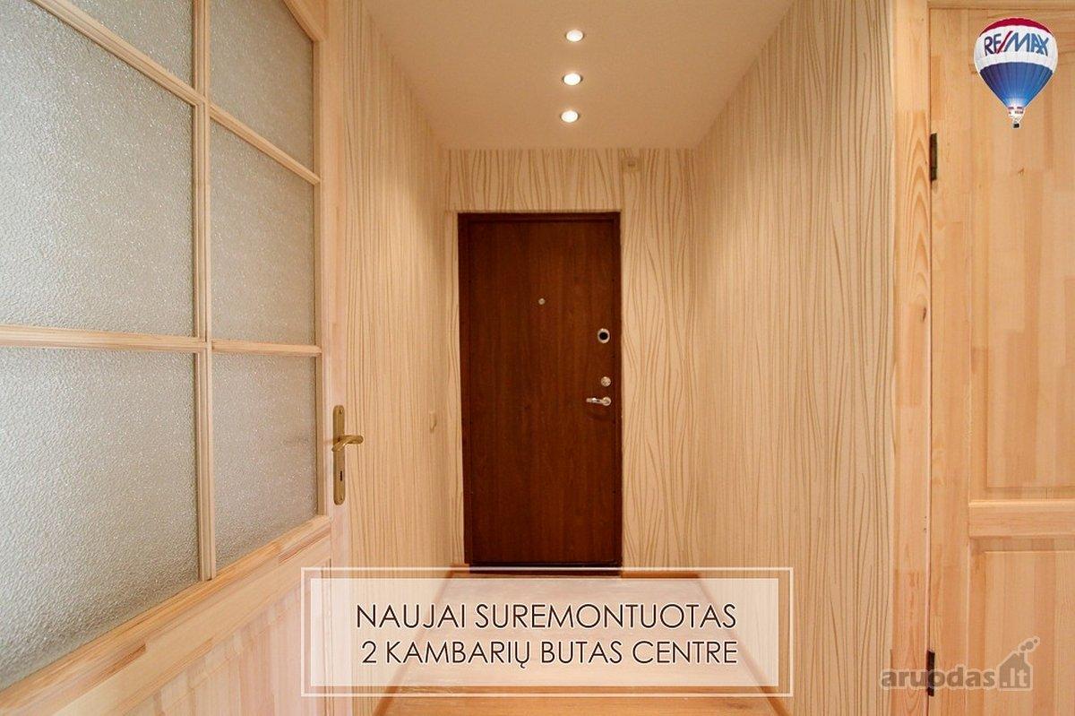 Šiauliai, Centras, A. Mickevičiaus g., 2 kambarių butas