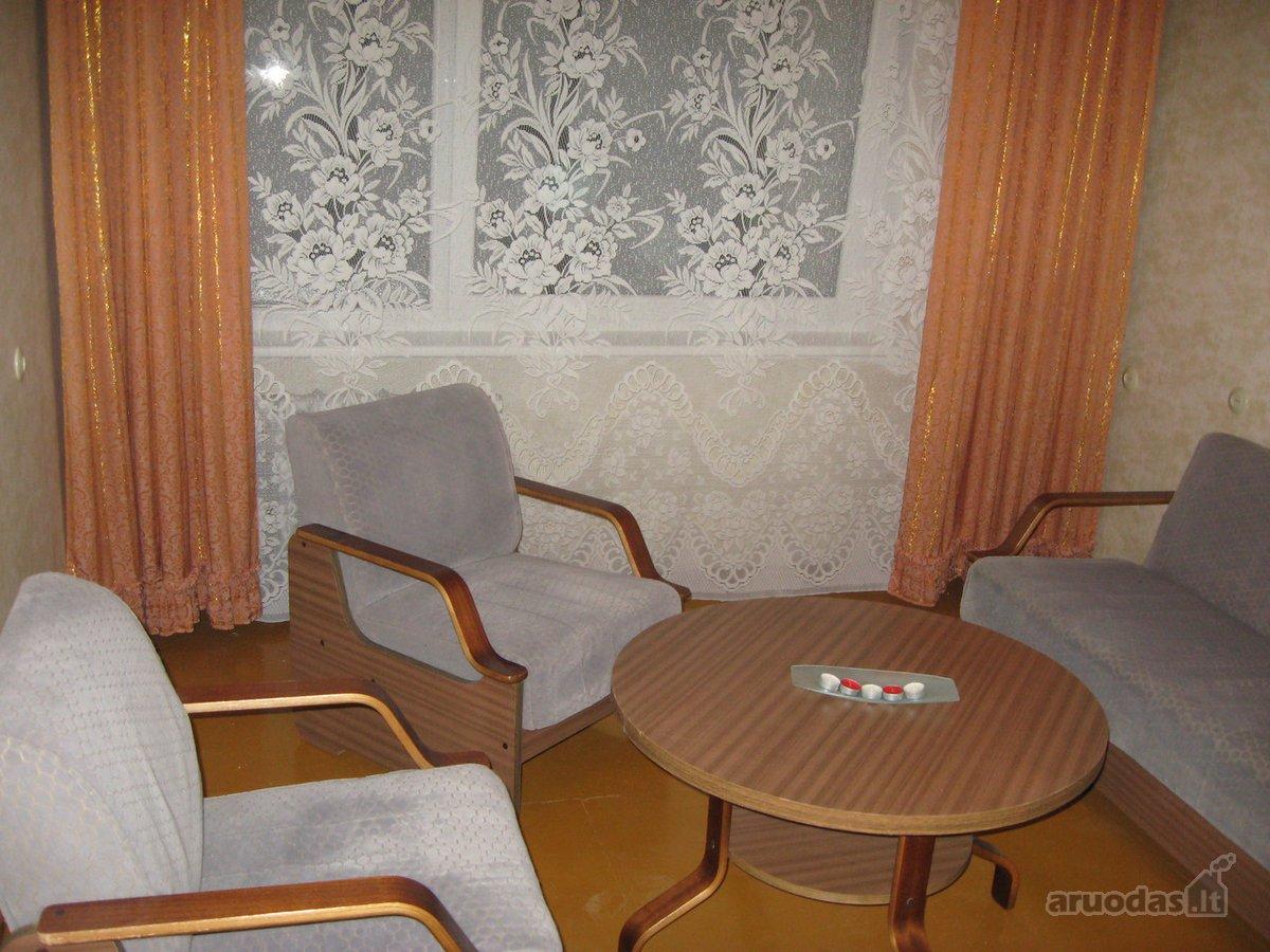 Vilnius, Antakalnis, Keramikų g., 3 kambarių buto nuoma