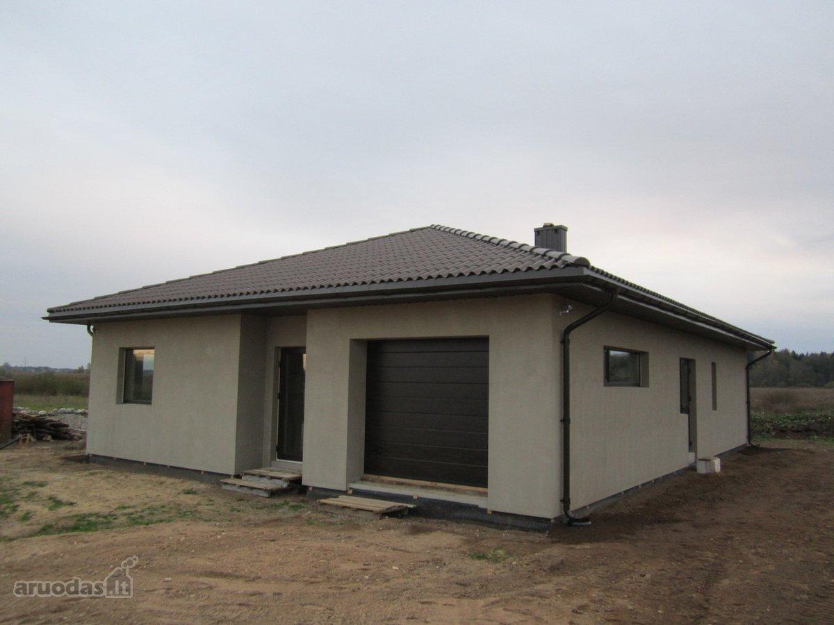 Radviliškio m., Vyturėlio g., mūrinis namas