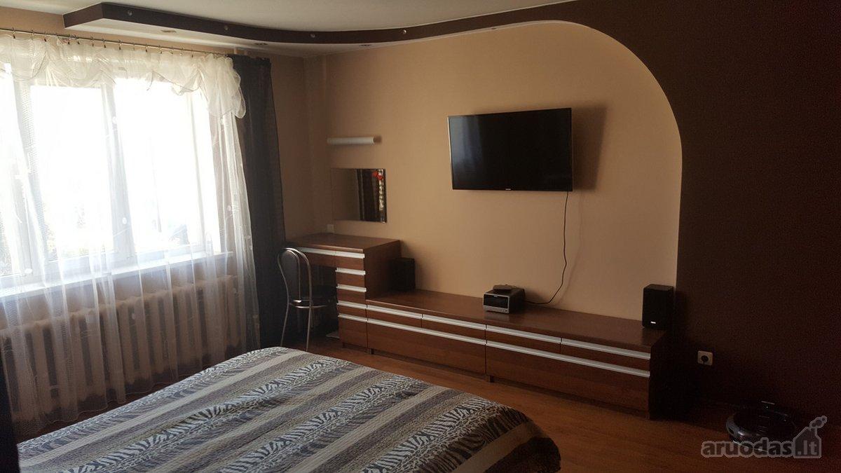 Ukmergės r. sav., Ukmergės m., Žiedo g., 2 kambarių butas