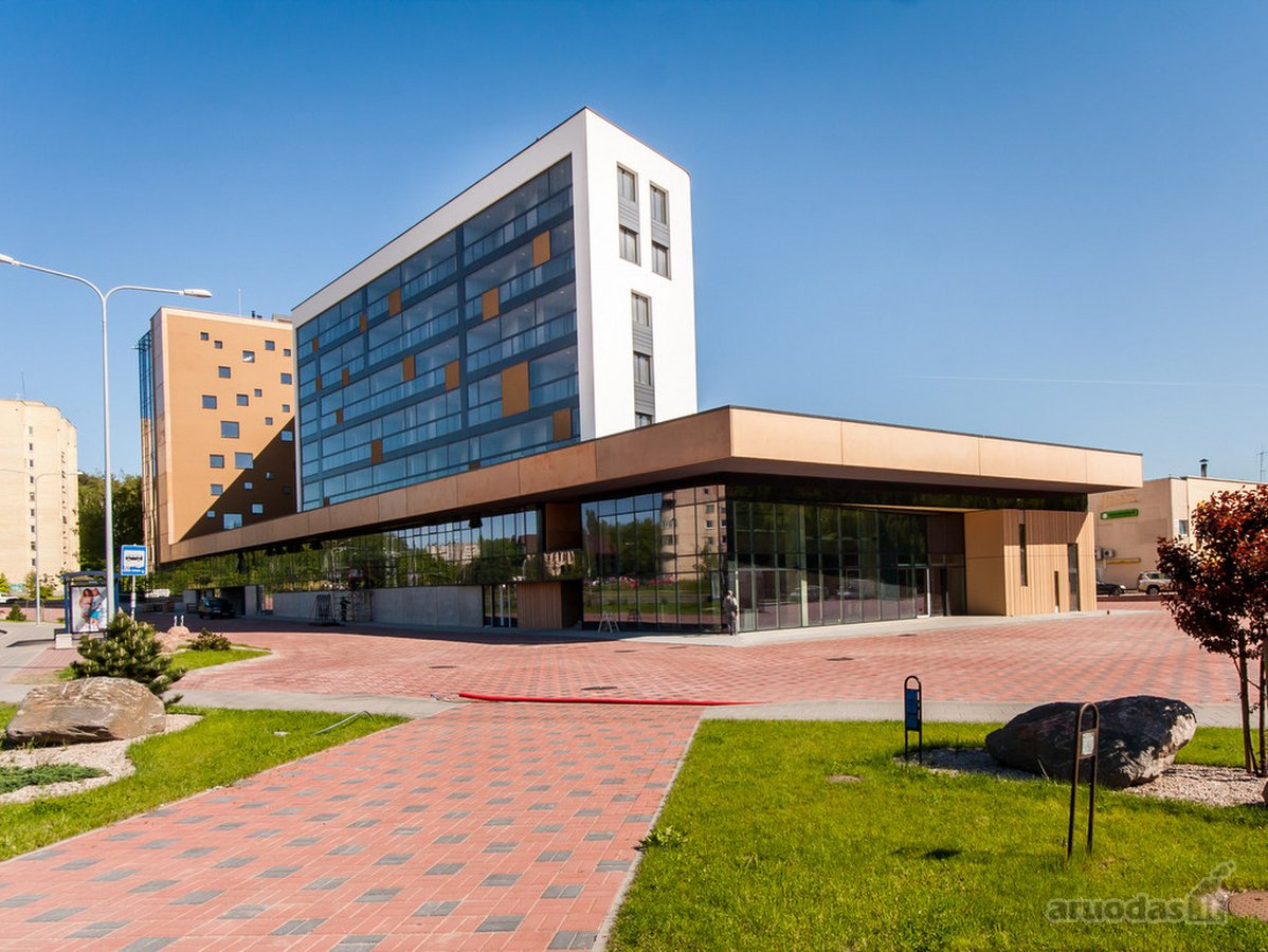 Vilnius, Fabijoniškės, Ateities g., biuro, prekybinės, paslaugų, maitinimo, kita paskirties patalpos nuomai