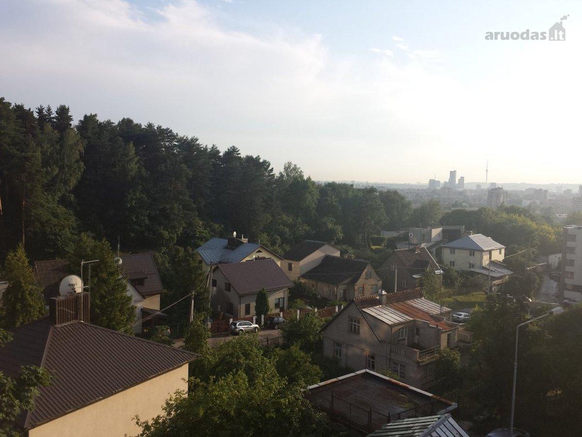 Vilnius, Antakalnis, Kanklių g., 2 kambarių butas