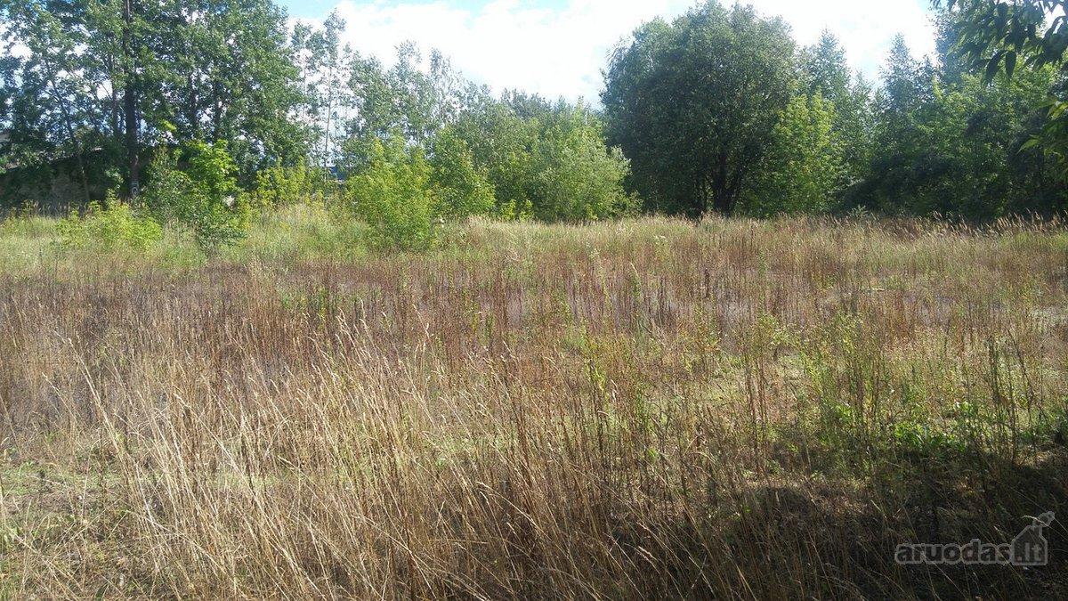 Alytus, Artūro Sakalausko g., residential, commercial purpose vacant land