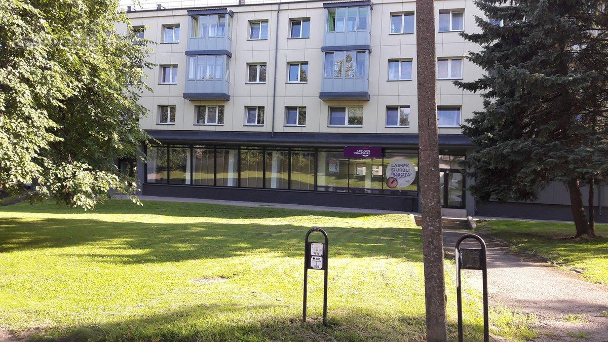 Klaipėdos r. sav., Gargždų m., Minijos g., biuro, prekybinės, paslaugų paskirties patalpos nuomai