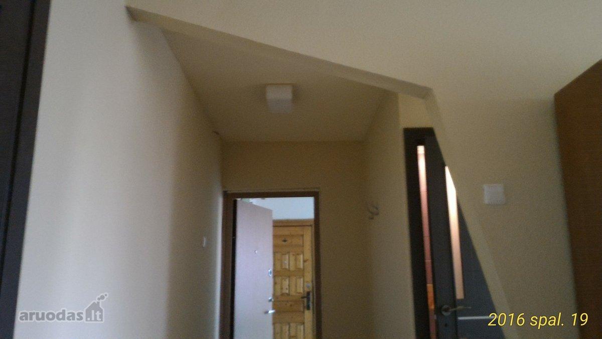 Radviliškio r. sav., Radviliškio m., Gedimino g., 2 kambarių butas