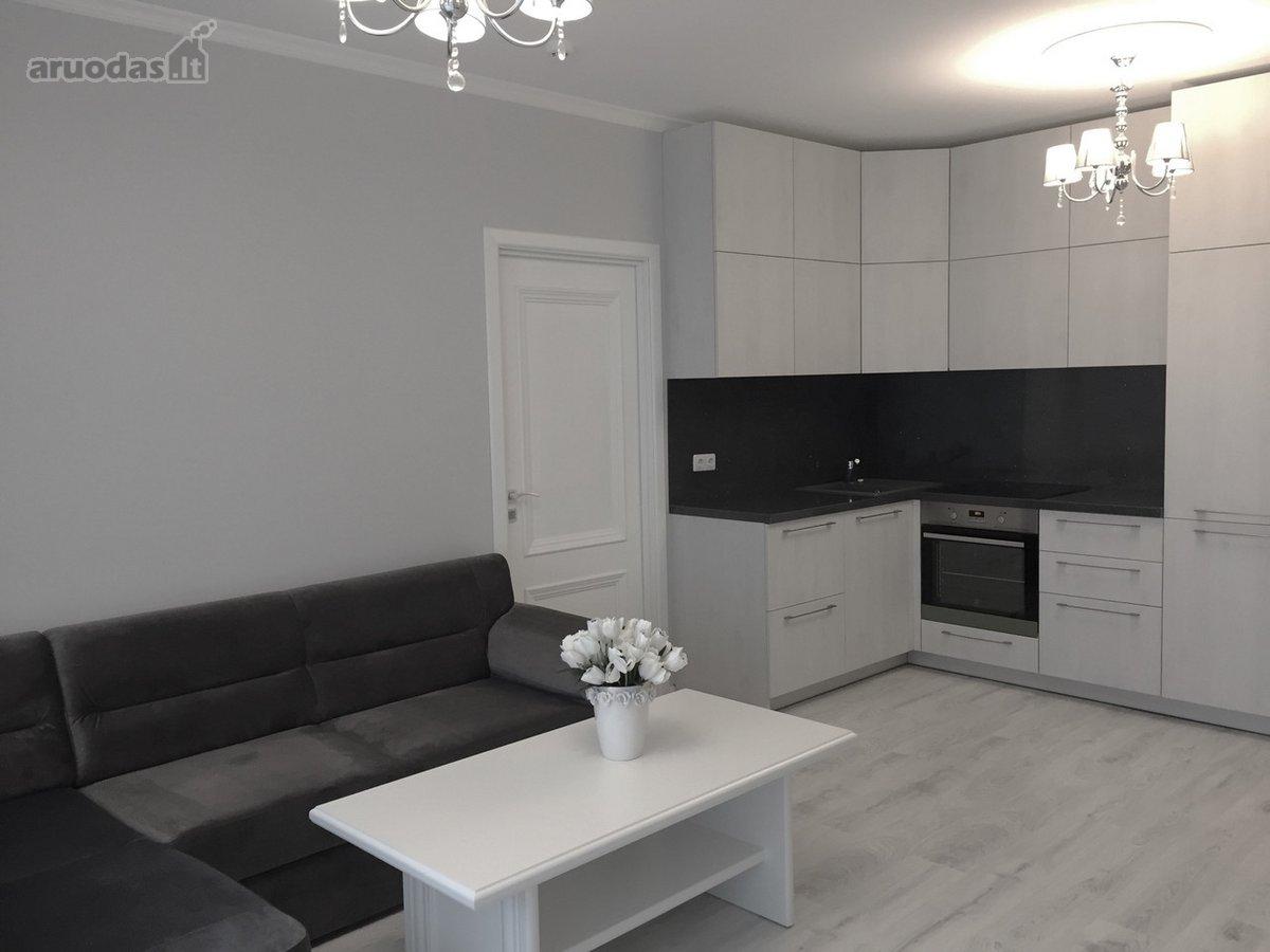 Klaipėda, Miško, Dragūnų g., 2 kambarių buto nuoma